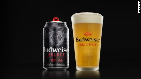 Budweiser Select is now being sold nationwide.