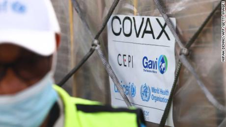 COVAX offers hope for vaccine equality with rollout across Africa