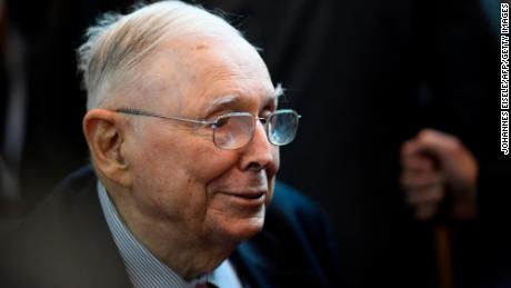 America can learn from Communist China, says Berkshire's Charlie Munger