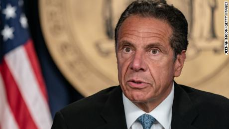 Cuomo answered and disregarded questions about nursing home data during a daily press conference last spring