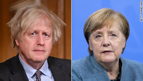 Boris Johnson's Vaccination Strategy Gets New Boost As Europe Faces New Problems