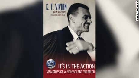 It's in the Action: Memories of a Nonviolent Warrior by C.T. Vivian with Steve Fiffer