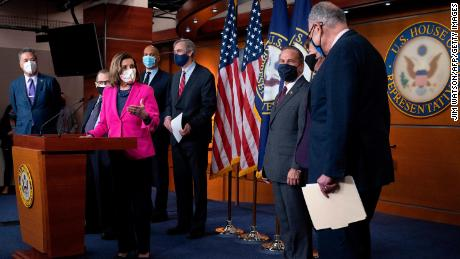 Democrats on Capitol Hill face a crushing set of deadlines. Here's what's next.