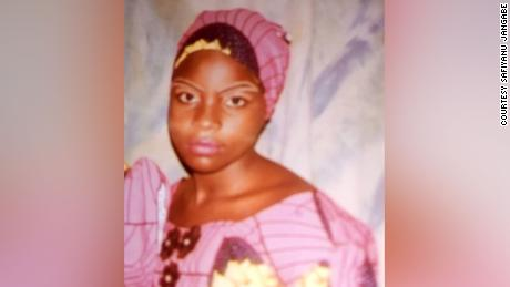Khadija Abubakar, age 16, was among the abducted.