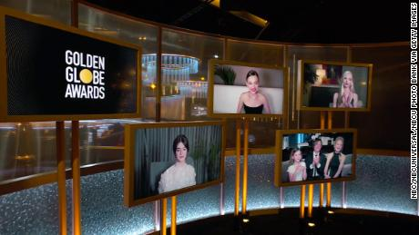 Golden Globes takeaways: Hollywood's award-show challenges in 2021 aren't getting any easier