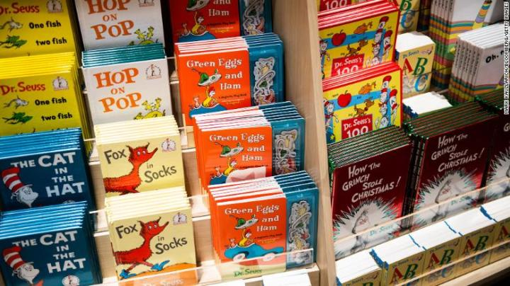 This Virginia school district says it isn't banning Dr. Seuss' books.