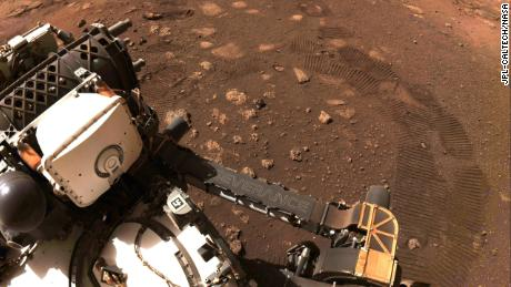 The Perseverance rover has just made oxygen on Mars