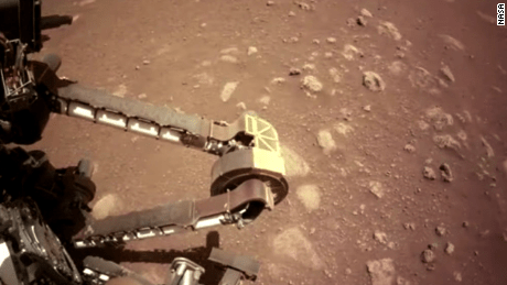 Does Martian soil hold proof of life on other planets? We've sent the Perseverance rover to find clues.
