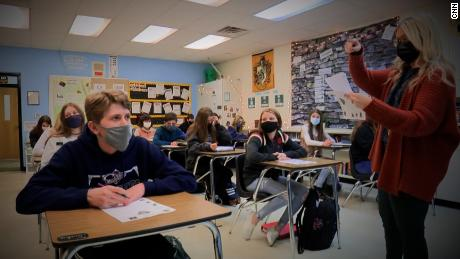 Teen stress has been heightened by a year of pandemic. Here's how to help them