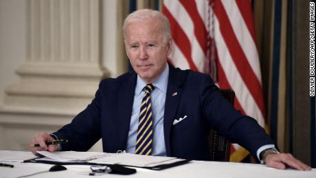 How Biden's foreign policy approach applies to Trump's creation