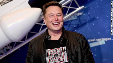Elon Musk is now Tesla's `` Technoking ''.  Seriously