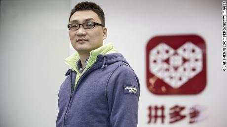 Pinduoduo's founder leaves as his Chinese e-commerce giant grows bigger than ever