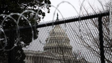 US Capitol outer perimeter fence to be removed this week