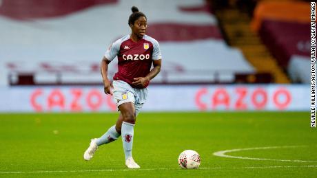 "Anita Asante of Aston Villa says it will take a ""special performance"" to dethrone Lyon."