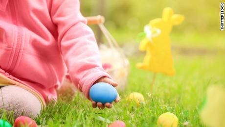 Is an Easter Egg Hunt Safe?