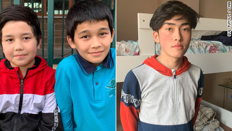 These children escaped Xinjiang, but their parents are in China and cut off from the world