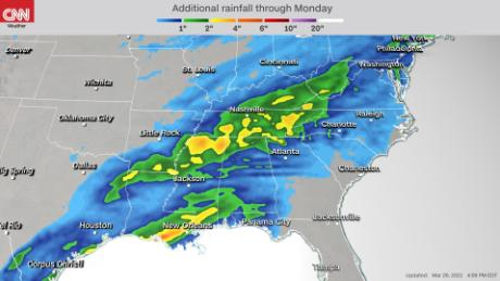 210326172221 weather rain accum weekend fcst 032621 large 169