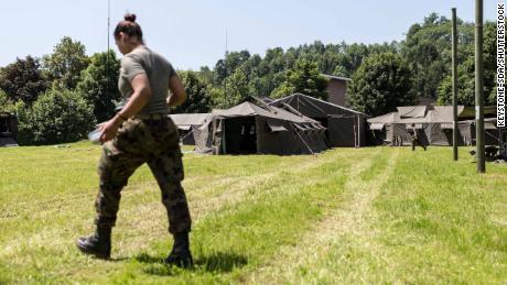 Switzerland's female soldiers can finally stop wearing men's underwear