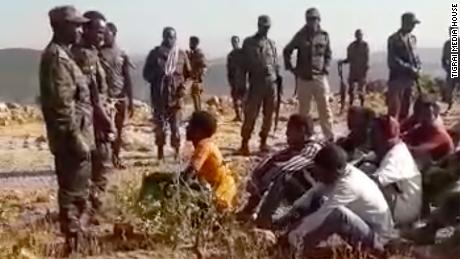 US looking into reports of Ethiopian military executing unarmed men after CNN investigation