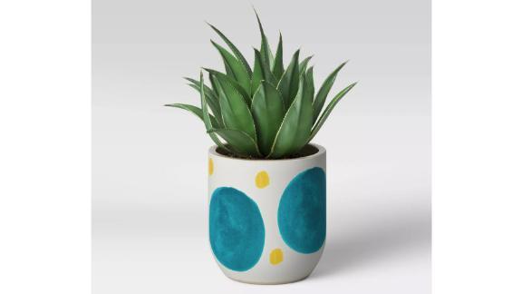 4-Inch Ceramic Stoneware Planter