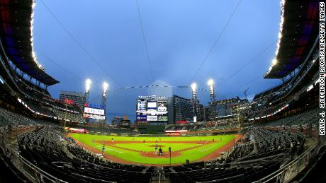 MLB moving All-Star Game from Georgia after state passes new restrictive voting laws