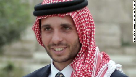 Jordan's former crown prince says he has been placed in isolation