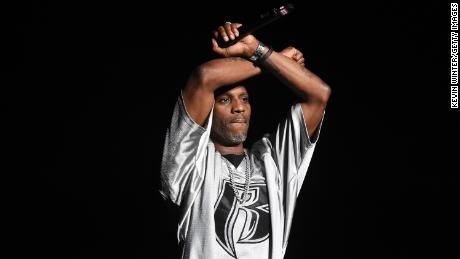 DMX: Rapper is prayed for during hospitalization