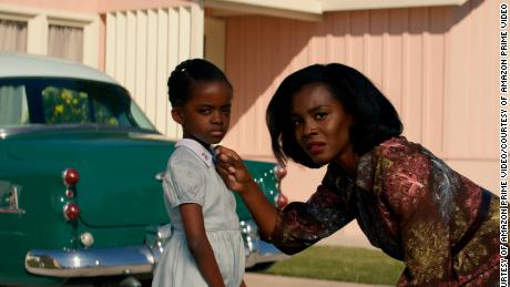 """(From left) Melody Hurd and Deborah Ayorinde are shown in the Amazon series """"Them."""""""
