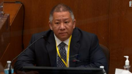 Minneapolis Police Department Sgt. Ker Yang testified Tuesday about the importance of recognizing when someone is in crisis and de-escalating the situation.