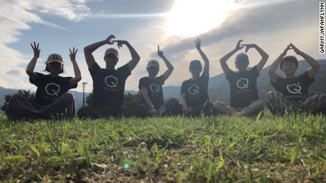 QAnon believers claim they joined the group to find a sense of purpose and challenge the status quo.