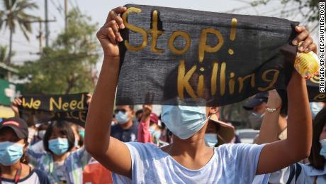 What is happening in Myanmar and what the Biden administration is trying to do about it