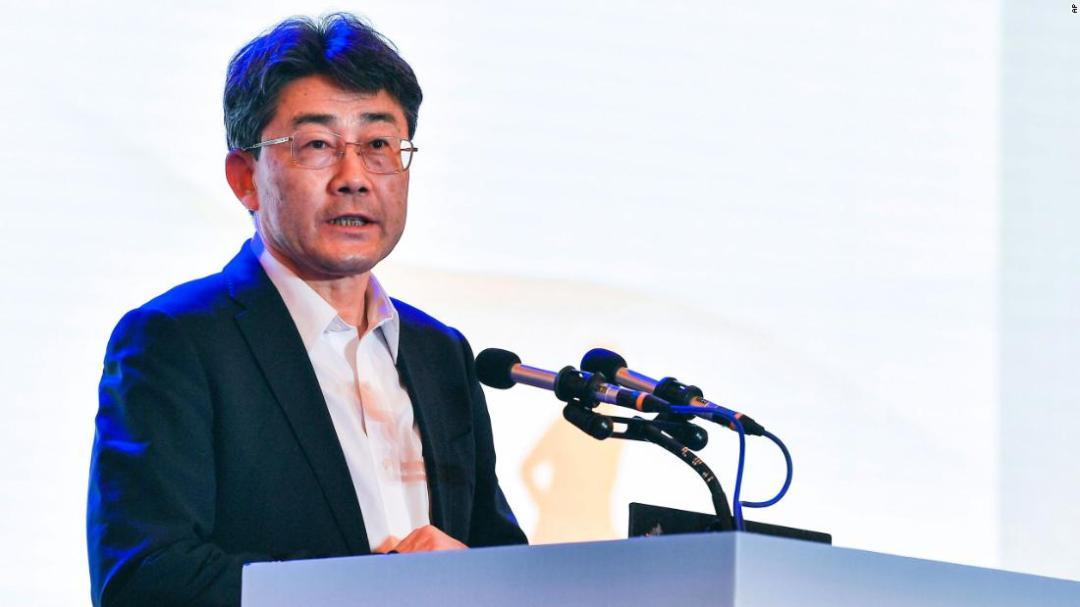 """""""Todos deberían considerar los beneficios que las vacunas de ARN mensajero pueden brindar"""", dijo Gao Fu"""