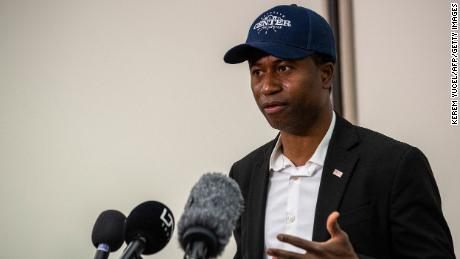 The first Black mayor in Brooklyn Center says Daunte Wright's shooting is 'unfathomable'