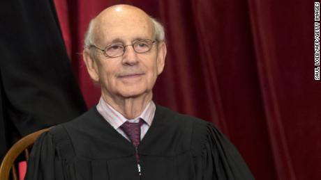 Liberals struggle with Breyer's refusal to retire