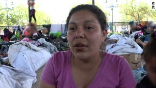 Migrant mother expelled by US says family faces certain death if they return home