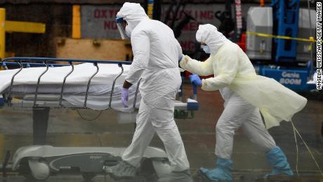 U.S. intelligence community warns of devastating long-term effects of coronavirus pandemic