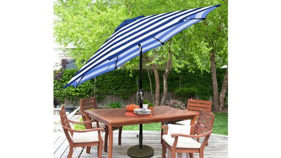 Blissun 9-Foot Outdoor Aluminum Patio Umbrella