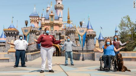 """Disney is striving to make its theme parks — """"The Happiest Place On Earth"""" — more inclusive."""