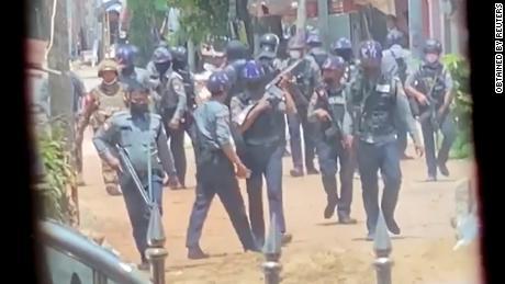 Wago killings witnesses relentless military offensive against Myanmar civilian population