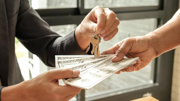 Consider renting out a section of your home or getting a roommate to help cover your monthly mortgage payment.