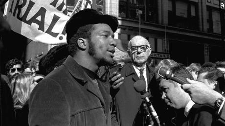 """""""Judas"""" tells the story of Fred Hampton Sr., seen here in 1969 a few weeks before his death."""