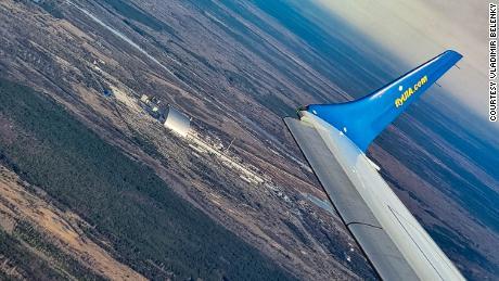 Dark tourism takes to the sky above Chernobyl