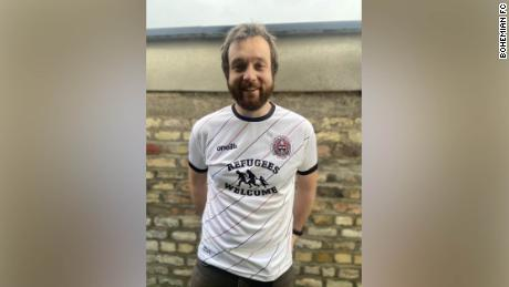 Seán McCabe was appointed Bohemians first Climate Justice Officer in January 2021