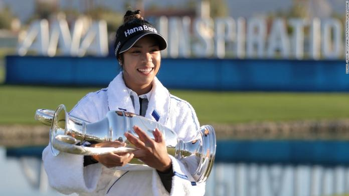 The golfer who admits it's 'odd' to think she's a major winner | Latest News Live | Find the all top headlines, breaking news for free online April 30, 2021