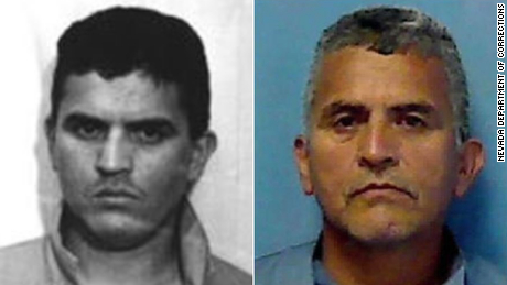 A fugitive who escaped from a Nevada jail 27 years ago and fled to Mexico is back in US custody