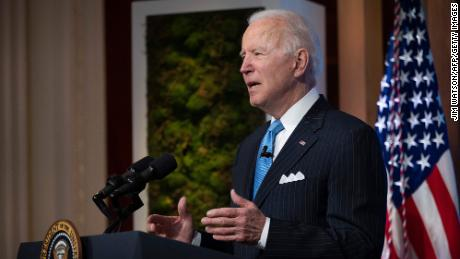 Biden's Wednesday speech will outline his rhetorical endgame