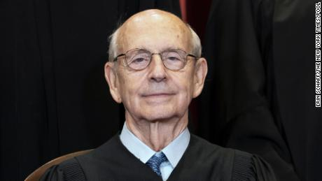 Nothing Justice Stephen Breyer has said publicly suggests he's ready to quit