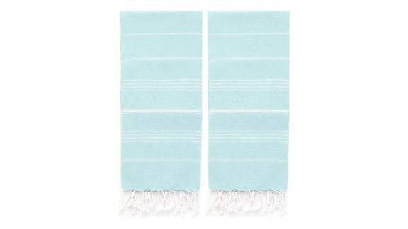 QoupQuru Turkish Bath Towels