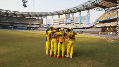 Lucidative Indian Premier League cricket tournament continues as India worries about Kovid-19 bounce