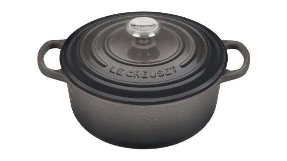 Le Creuset Cast-Iron Round Dutch Oven